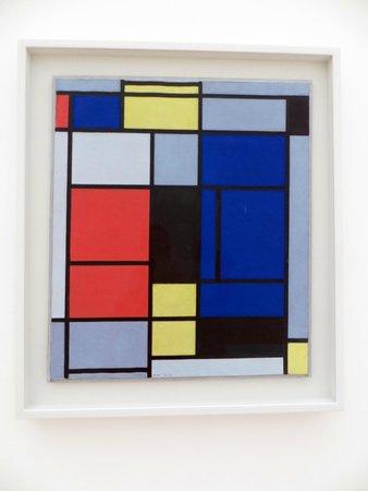 Fundación Beyeler: Mondrian