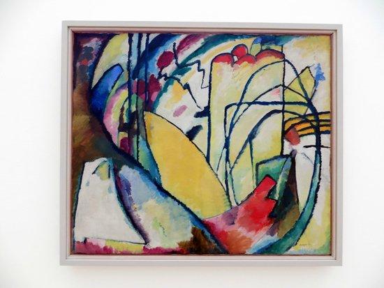 Fundación Beyeler: Kandinsky