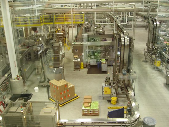 Sierra Nevada Brewing Company: Overview of labeling operation