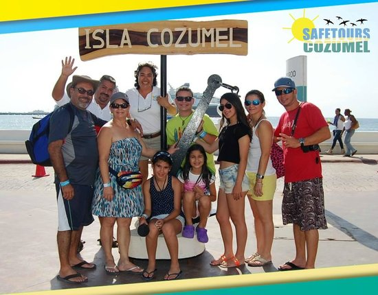 Safe Tours Cozumel