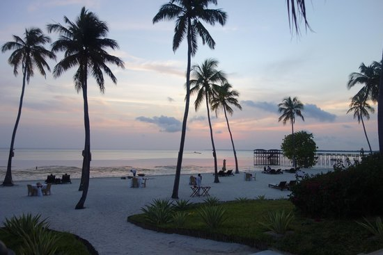 The Residence Zanzibar: View of Beach