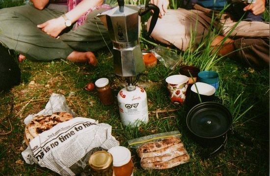 Ladakh Fine Foods: Jam Picnic with the team