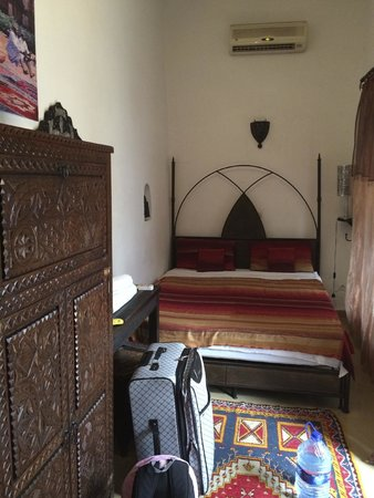 Riad Jomana: Cozy room