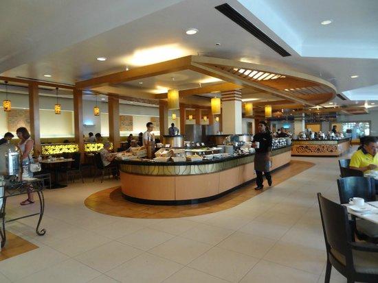 Hotel Istana Breakfast Buffet