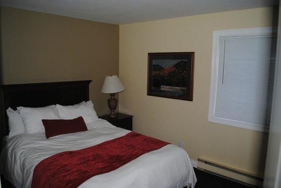 Rocky Crest Golf Resort : Bedroom