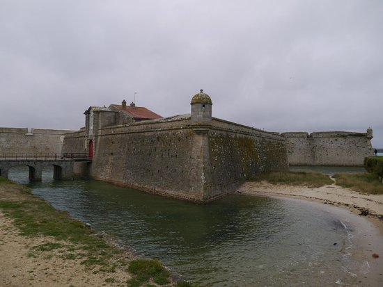 Citadelle de Port-Louis : Citadelle de Port Louis