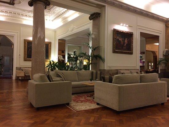 Royal Hotel Sanremo: öffentliche Räume