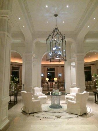 Grand-Hotel du Cap-Ferrat: Lobby