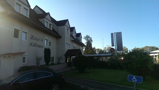 Citotel Hotel d'Alsace Wissembourg