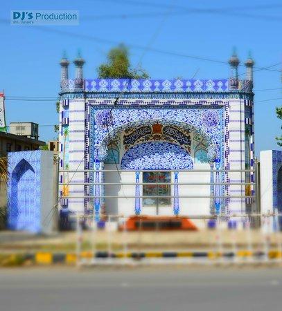 Ahmad Shah Abdalis Birth Place Monument