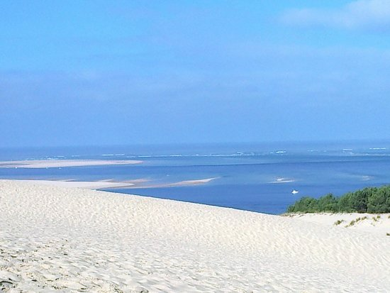 vista del lado de los pinares picture of dune du pilat la teste de buch tripadvisor. Black Bedroom Furniture Sets. Home Design Ideas