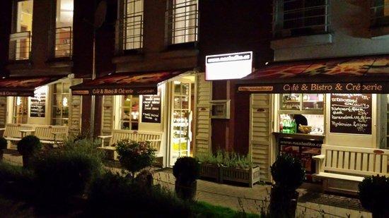 Creperie Cafe Girafe