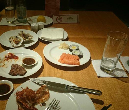 Hyatt Regency Guiyang: Food glorious food