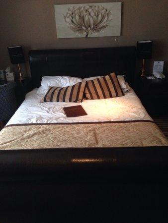 BEST WESTERN Brome Grange Hotel : Lovely bedroom