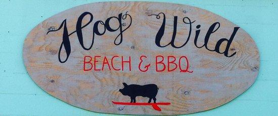 Hog Wild Beach & BBQ