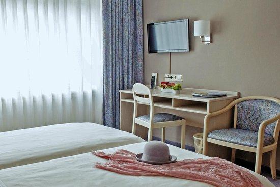 Hotel des Nations : room type B STANDARD