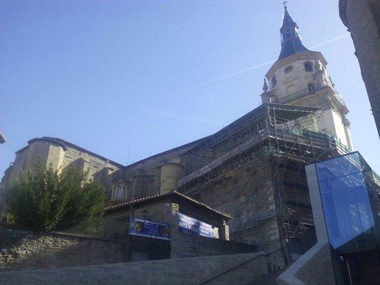 Catedral de Santa Maria : Vitoria