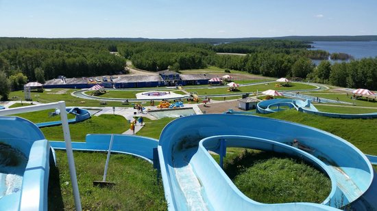 Kenosee Superslides