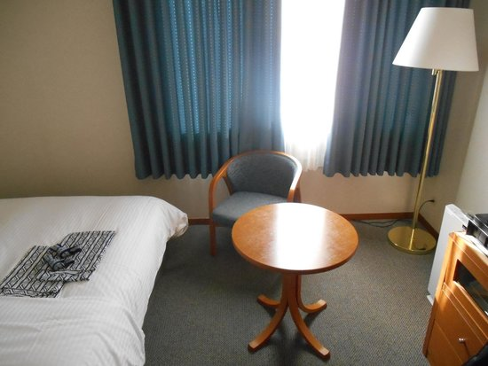 Hotel San Crane: Spacious standard double