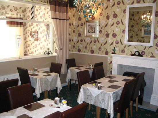 Thornhill Hotel: Dinning room