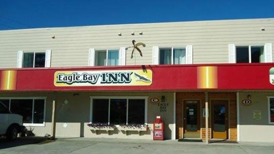 Sitka's Eagle Bay Inn: A cozy quiet inn in Sitka Ak