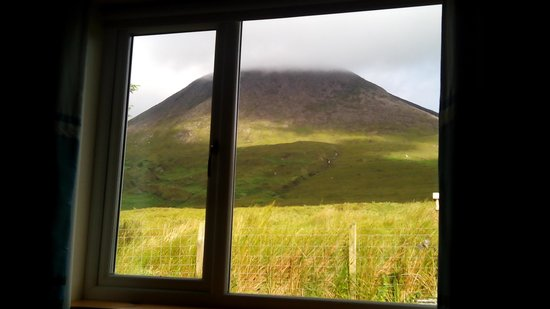 Allt a Choire Bed & Breakfast: view from our room