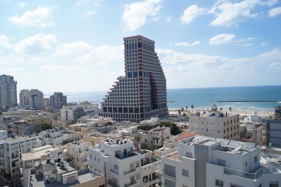 Vue Chambre Picture Of Mercure Tel Aviv City Center Tel