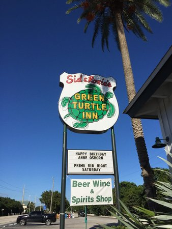 Green turtle inn
