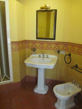 La Casa di Zoe: ванная комната