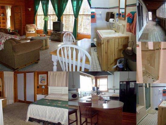 Khardomah Lodge: Master Suite