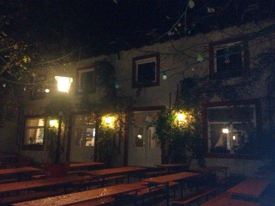 Schusterhäusl: It's the sweet place