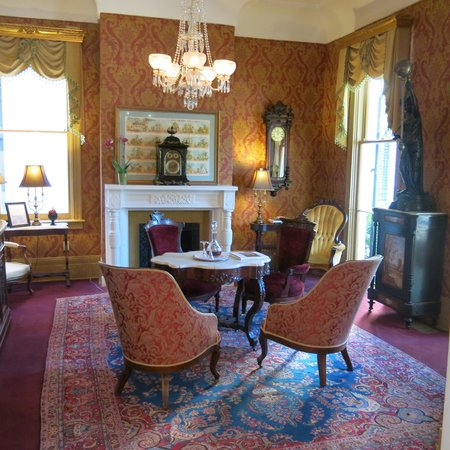 Park View Historic Hotel and Guest House: Common area