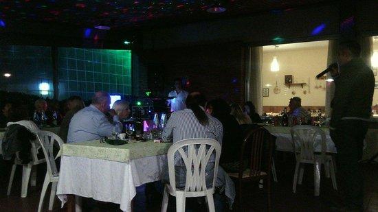 Capannori, Italia: Stasera serata di karaoke