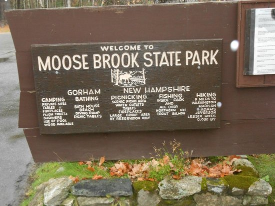 Moose Brook State Park