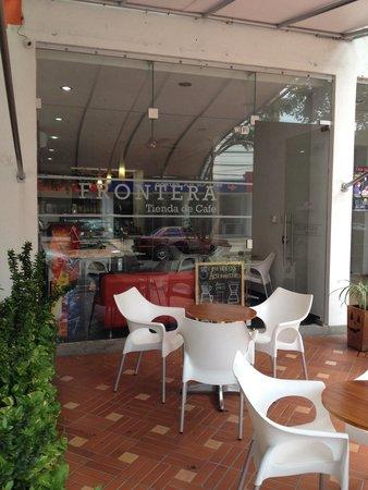 Frontera Tienda de Cafe
