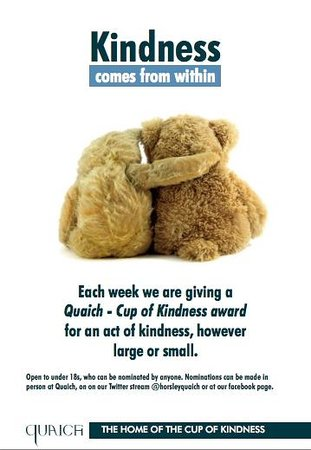 Quaich: Cup of Kindness