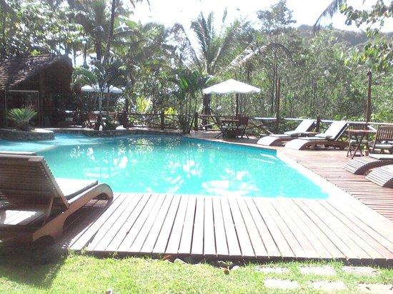 Bossa Nova Itacaré Eco Resort : piscina