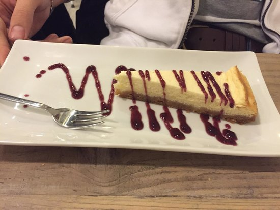 Muns: Cheesecake
