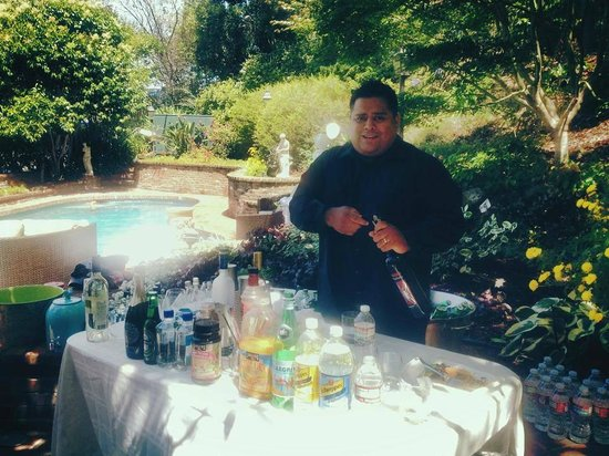Jose Bartender: Private Party!