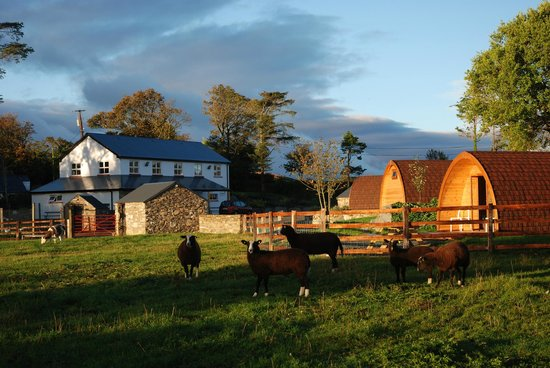 Chleire Haven Cape Clear Island Yurts And Tipis Ireland, Co