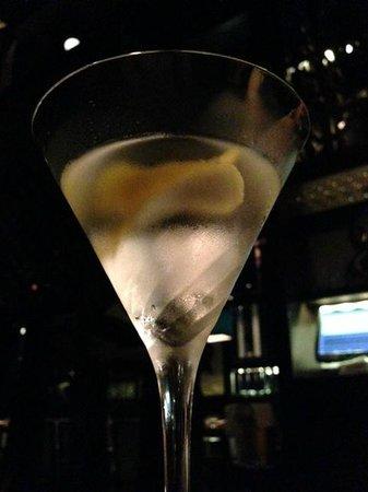 Hakkasan martini