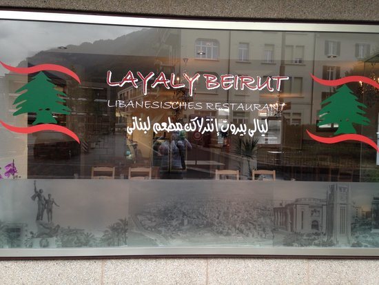 Layaly Beirut Interlaken Menu Prices Amp Restaurant