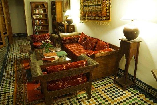Dar Roumana: study area