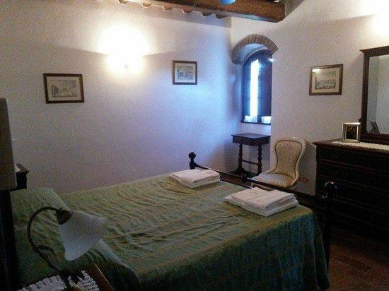 Montespertoli, Italia: Bedroom Apartment #7