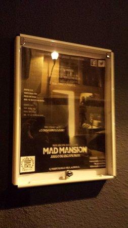 Mad Mansion Bilbao