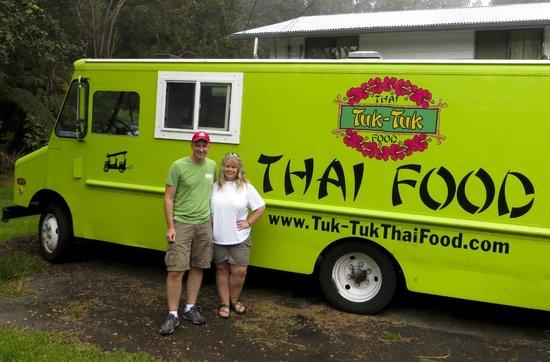 Tuk-Tuk Thai Food Truck: Tuk Tuk Thai Food Truck