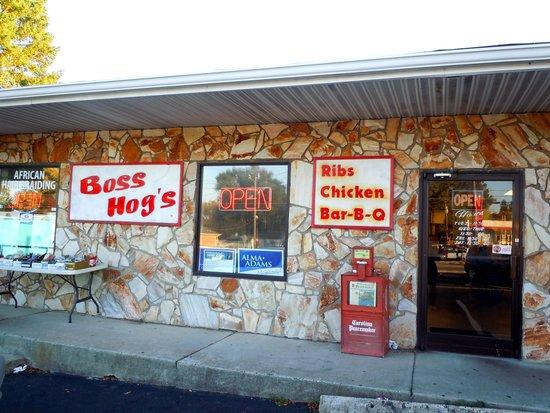 good soul food review of boss hog s bar b que greensboro nc rh tripadvisor co nz