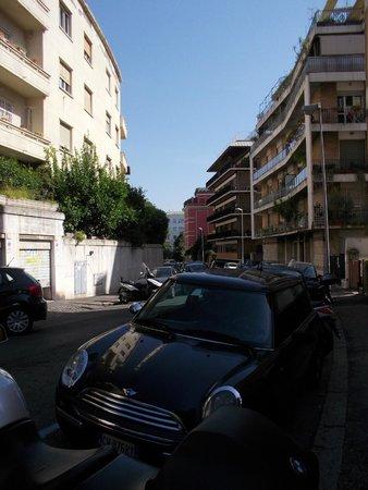 Hotel Silva: street view