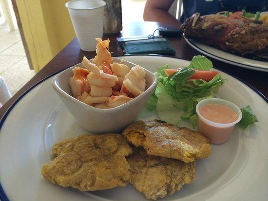 Tito Bloque: Lobster