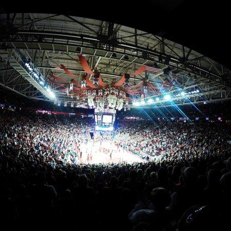Bud Walton Arena Hall of Champions Museum